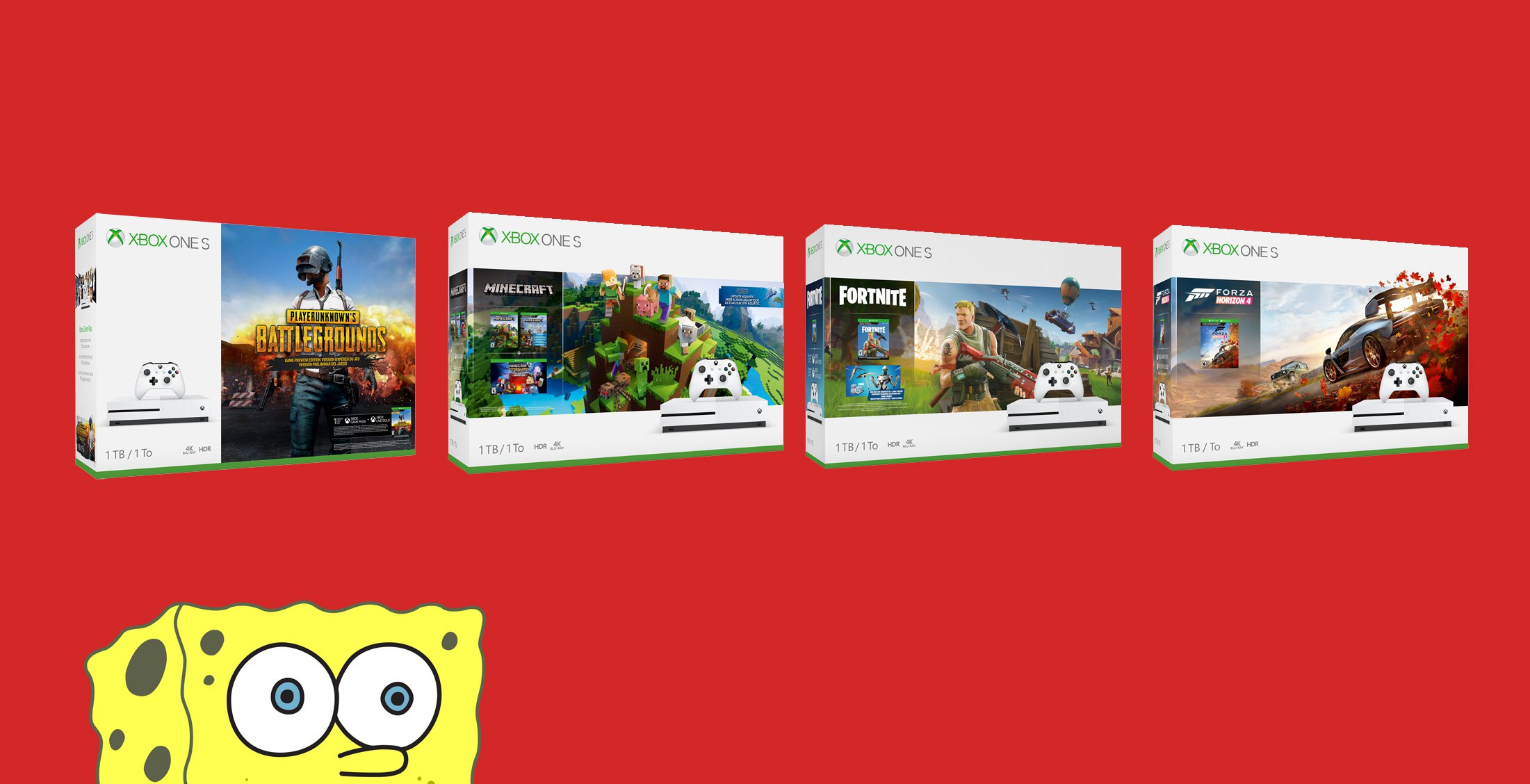 Deal 199 Xbox One S Bundles Return For Christmas At Walmart