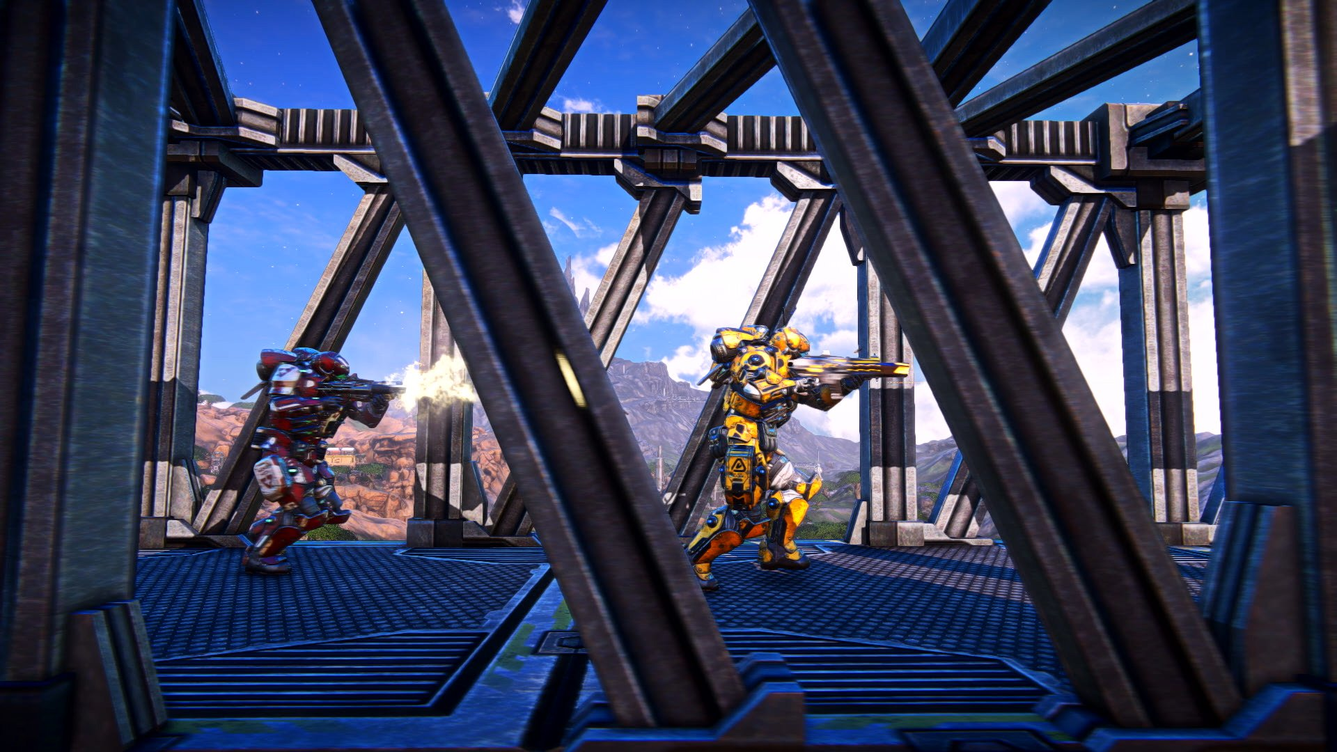 PlanetSide Arena will be the largest battle royale game around 2