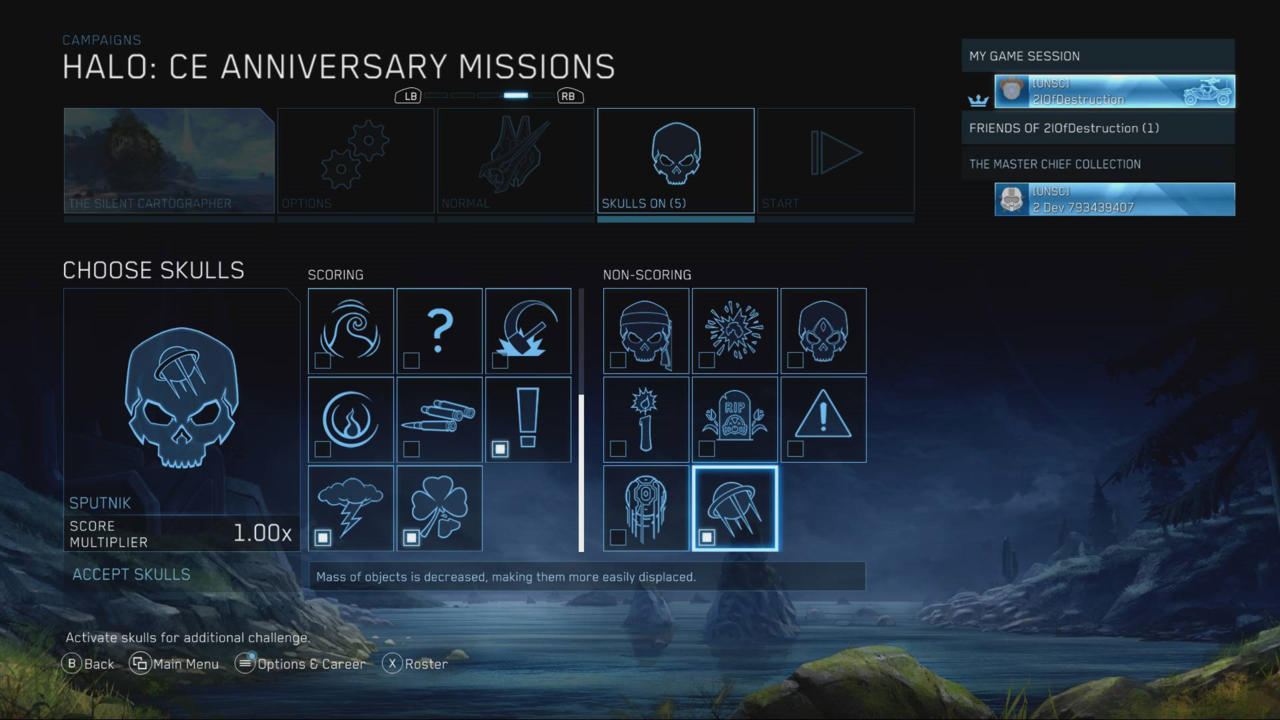 Halo matchmaking bug