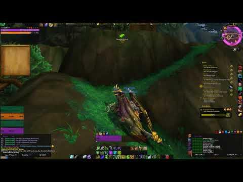World of Warcraft – Capturing a Sharptalon